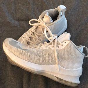 Men's Nike high top basketball sneakers